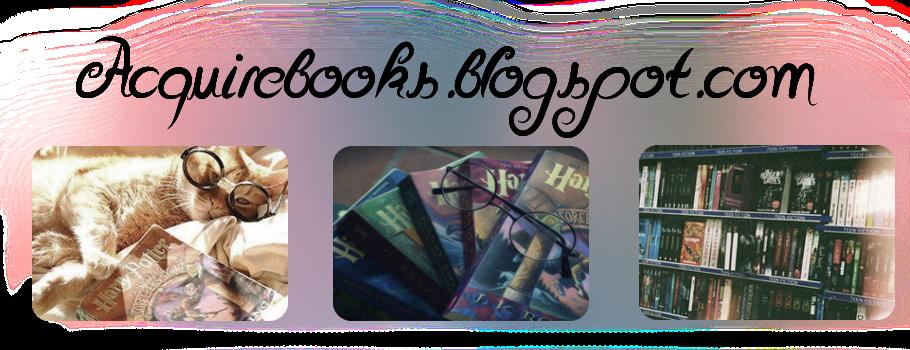 • Acquire Books •
