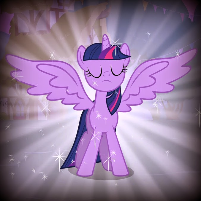 My Little Pony: Friendship is Magic Magic Mystery Cure Princess Twilight Sparkle