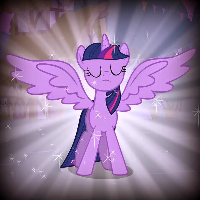 My Little Pony: Friendship is Magic Magic Mystery Cure Princess Twilight Sparkle