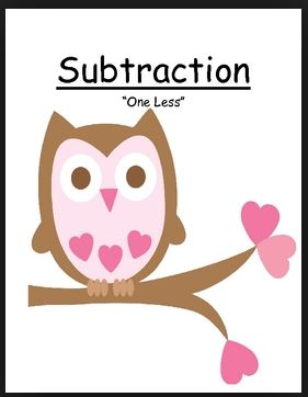 http://www.teacherspayteachers.com/Product/FREE-Valentines-Subtraction-Less-One-Minus-1-Center-Game-194372
