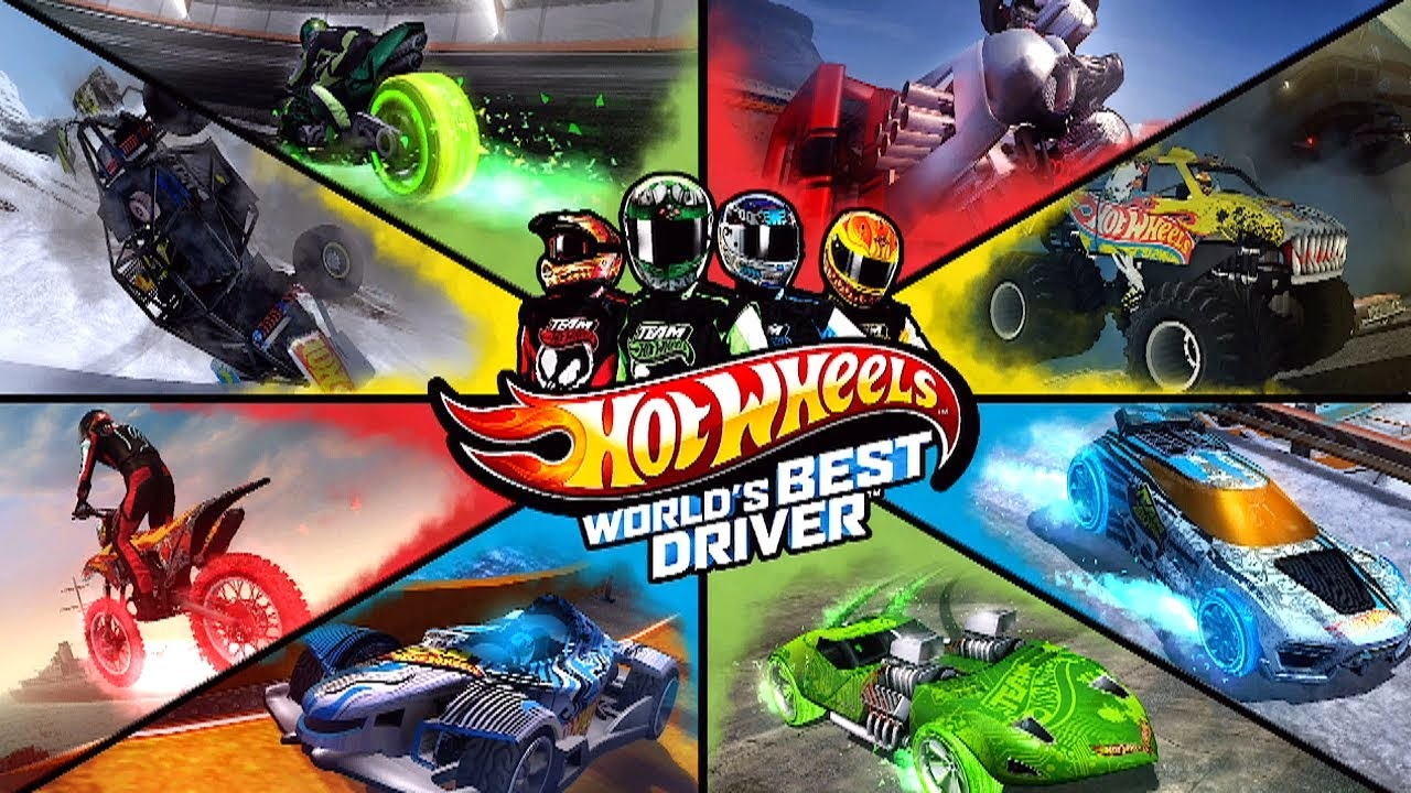 hot wheels worlds best driver pc game download softwares. Black Bedroom Furniture Sets. Home Design Ideas