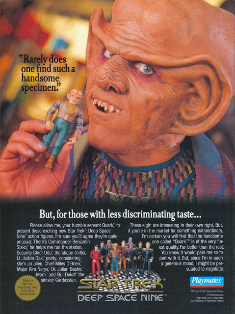 Star Trek Playmates