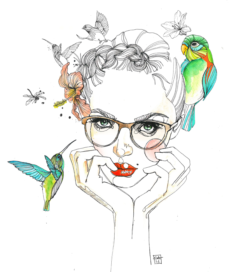 Art Illustration: Illustration: Sara Ligari
