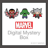 Cricut Marvel Digital Mystery Box