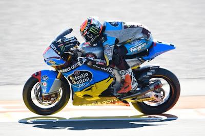 Hasil Lengkap Race Moto2 Valencia, Spanyol 2015