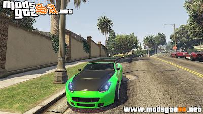 V - Mod Atualização Instantânea nos Veículos para GTA V PC