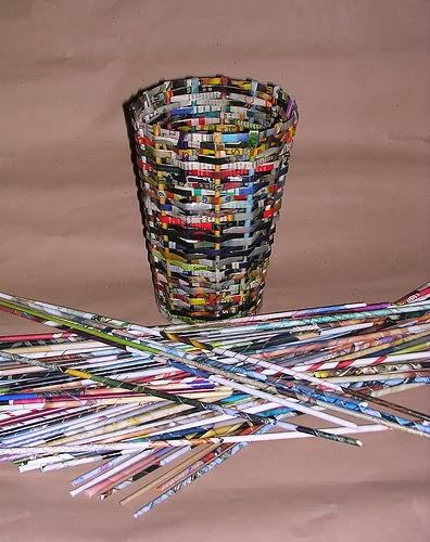Decoraconmar a portal de reciclaje papel y telas - Papel y telas ...