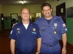 Com o amigo Carlinhos Silva