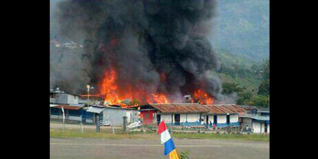 Polda Papua duga ada pihak ketiga ingin kondisi Tolikara chaos