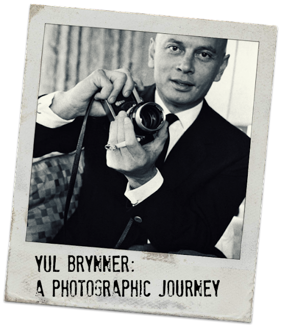 Yul Brynner A Photographic Journey