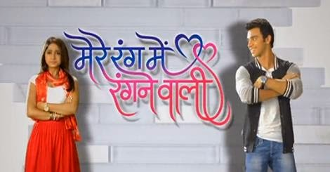 Mere Rang Mein Rangne Waali, timing, latest TRP rating this week