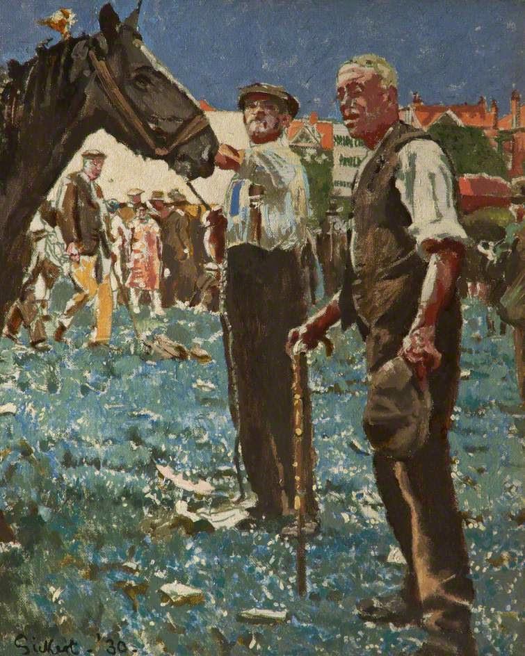 Galerii de arta: Walter Sickert(31 mai 1860 - 22 ianuarie