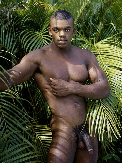 Nigro Naked Man Photo 73
