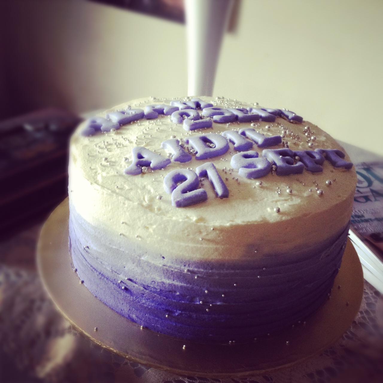 Purple Velvet Cake — Rezepte Suchen