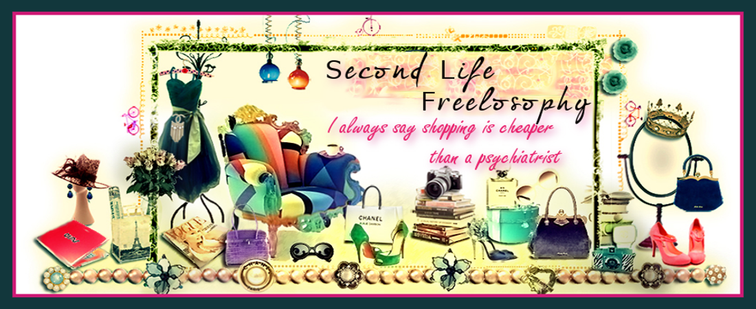 Second Life Freelosophy