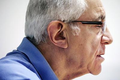 Otelo Saraiva de Carvalho mantém tudo o que disse em novembro e diz-se tranquilo
