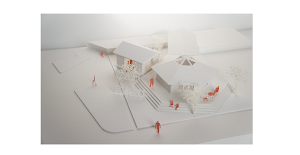 おがつコミュニティセンター       建設プロジェクト