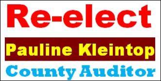 Re-elect Pauline Kleintop