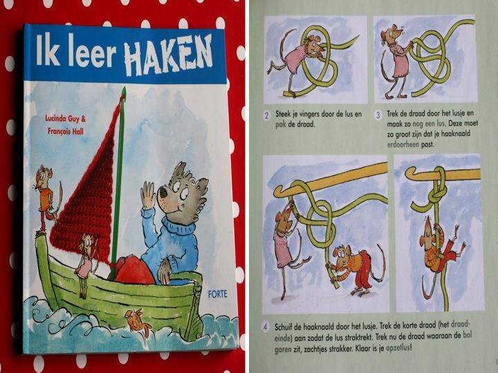 Haken Bij Saar En Mien Dol Op Boeken
