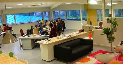 Oficina publica saludable colores para la oficina for Oficina y denuncia comentario