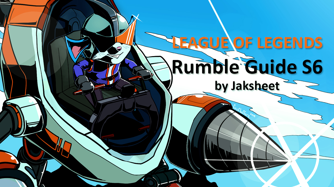 Rumble Builds Season