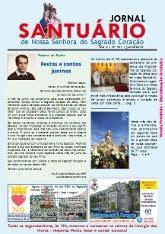 Jornal do Santuário de Nossa Senhora do Sagrado Coração