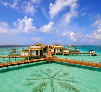 Angsana Velavaru Deluxe Beachfront Pool Villa