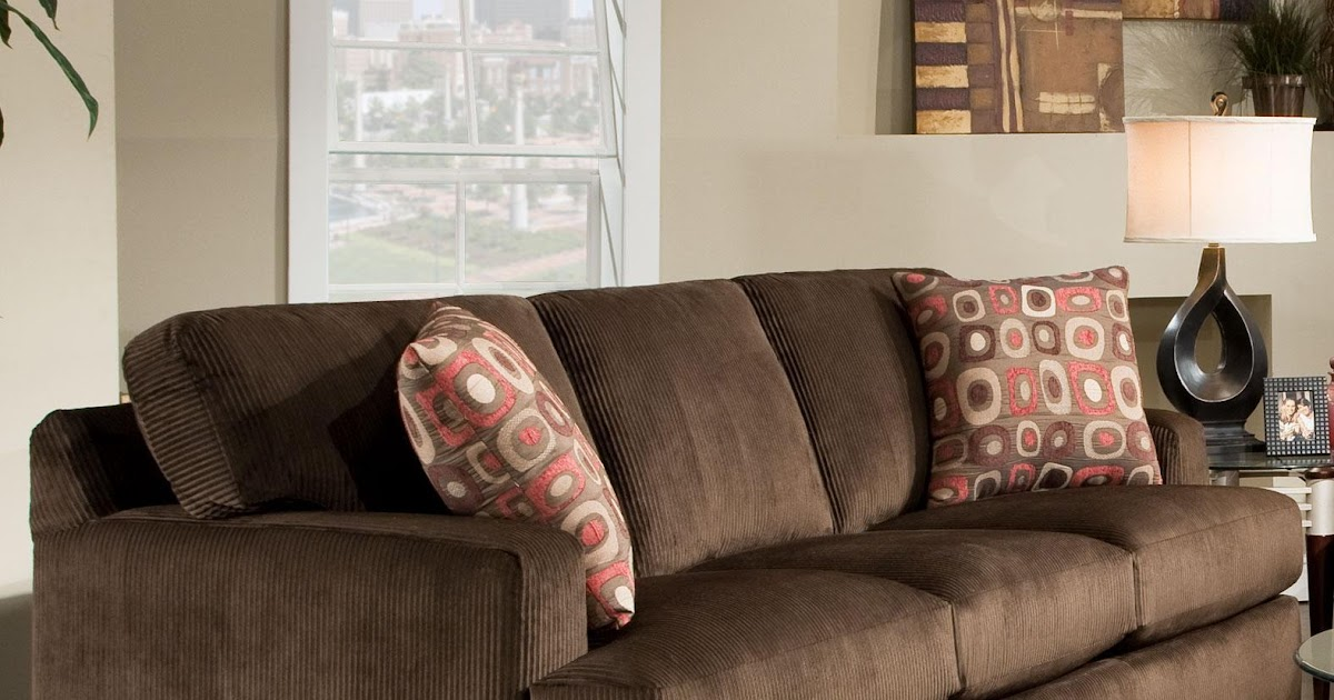 Knoxville Wholesale Furniture Corinthian 1410 Contemporary Sofa Sleeper