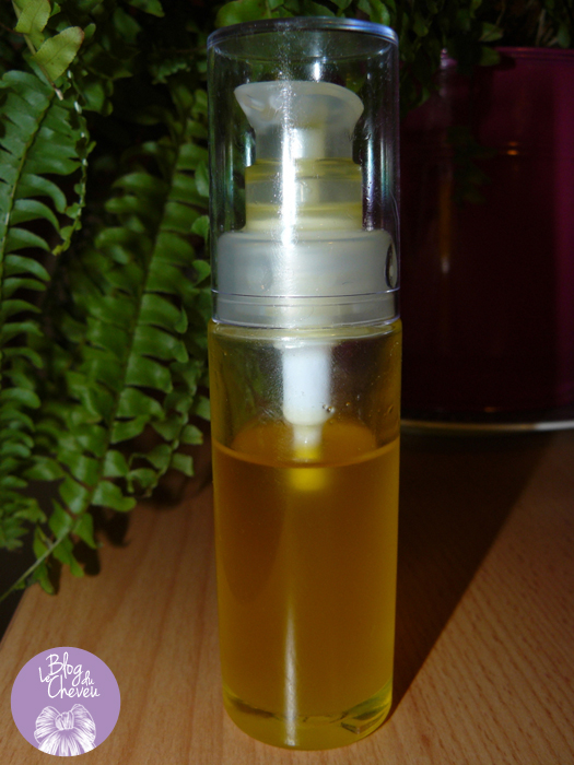 bain d 39 huile assouplissant et nourrissant pour cheveux secs ou abim s le blog du cheveu. Black Bedroom Furniture Sets. Home Design Ideas