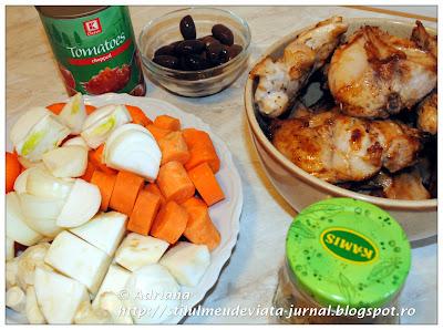 ingrediente, friptura de iepure