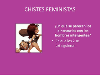 Chistes Feministas, parte 5