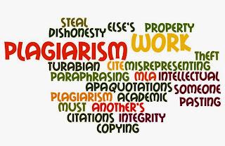 Plagiarism wordle