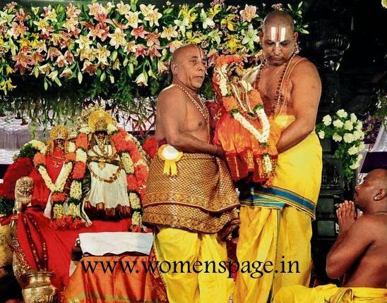 Sri Rama Navami Celebrations In Bhadrachalam Womenspage