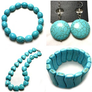 Turquoise fashion jewelry photos clothing 2012 for Turquoise colored fashion jewelry