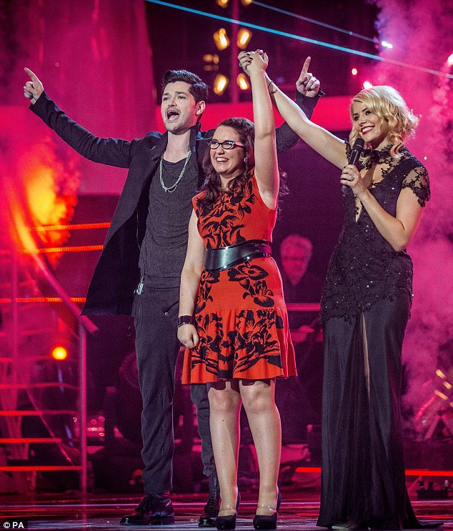 "danny the voice dating contestant Contestant puts blind faith in the voice she has only 10 per cent vision and had to be helped on stage but ­andrea begley touched hearts last night with a ""beautiful"" performance on the voice."