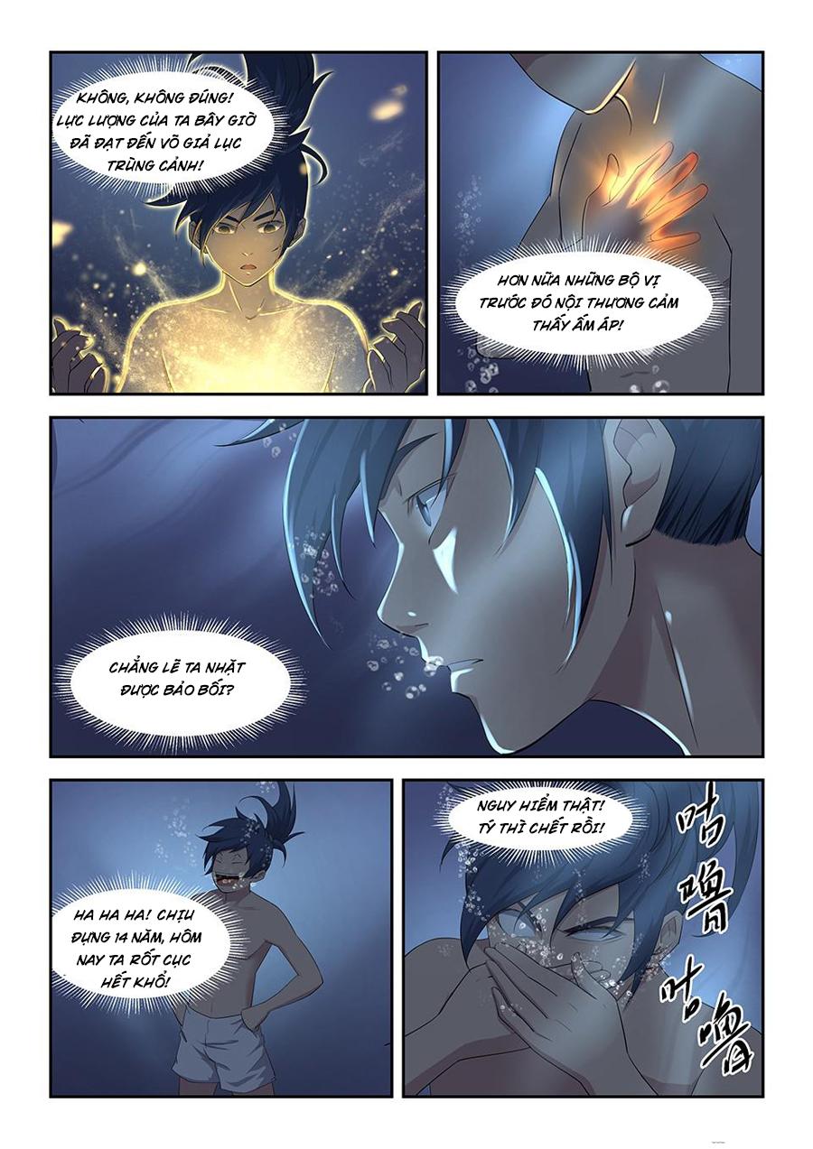 Kiếm Nghịch Thương Khung Chapter 7 - Hamtruyen.vn