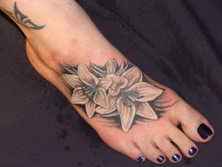 Foot and Ankle Tattoos