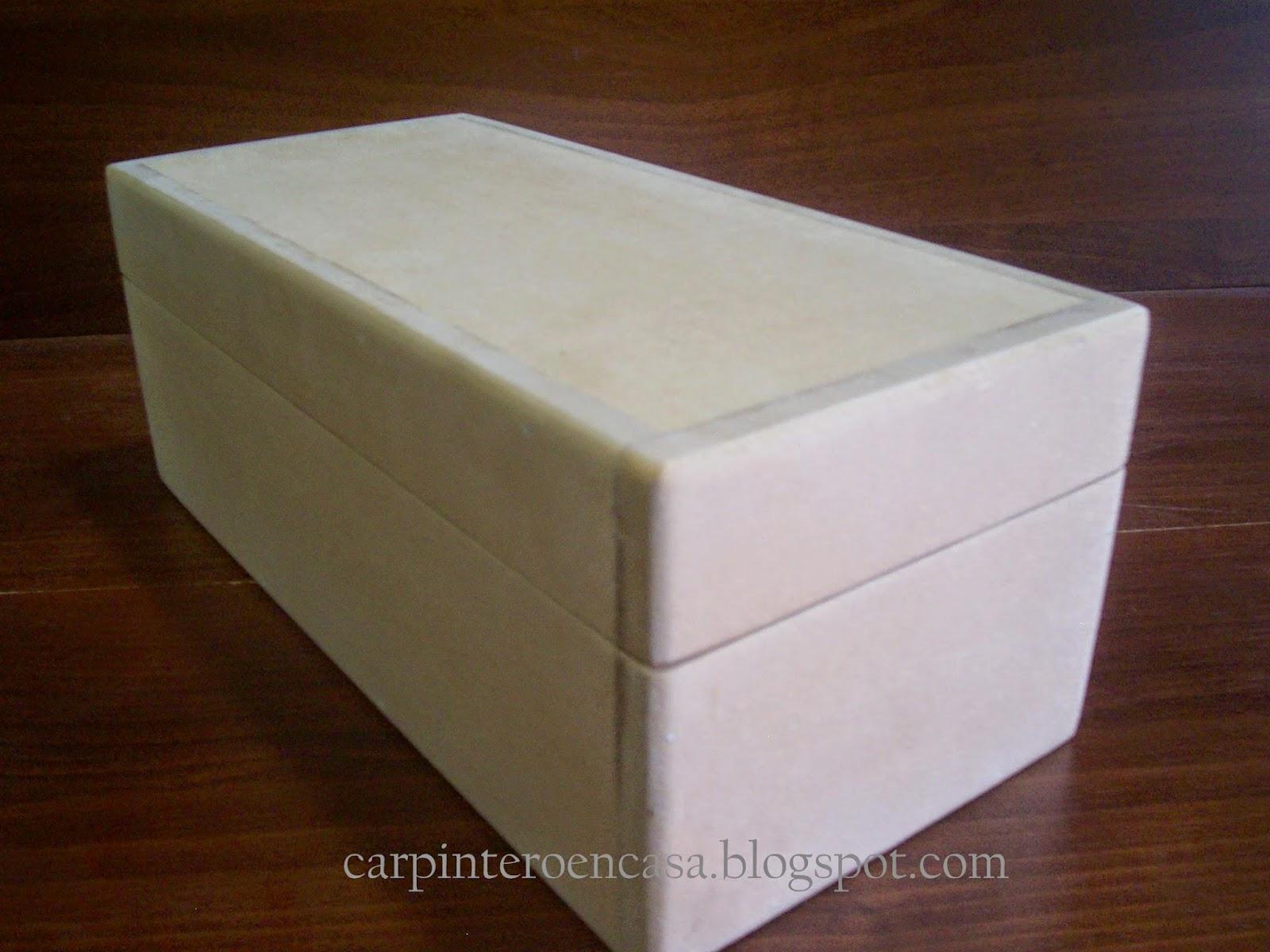 Hacer Cajas De Madera Cosas Que Se Pueden Hacer Con Cajas De  ~ Cajas De Madera Con Tapa De Cristal