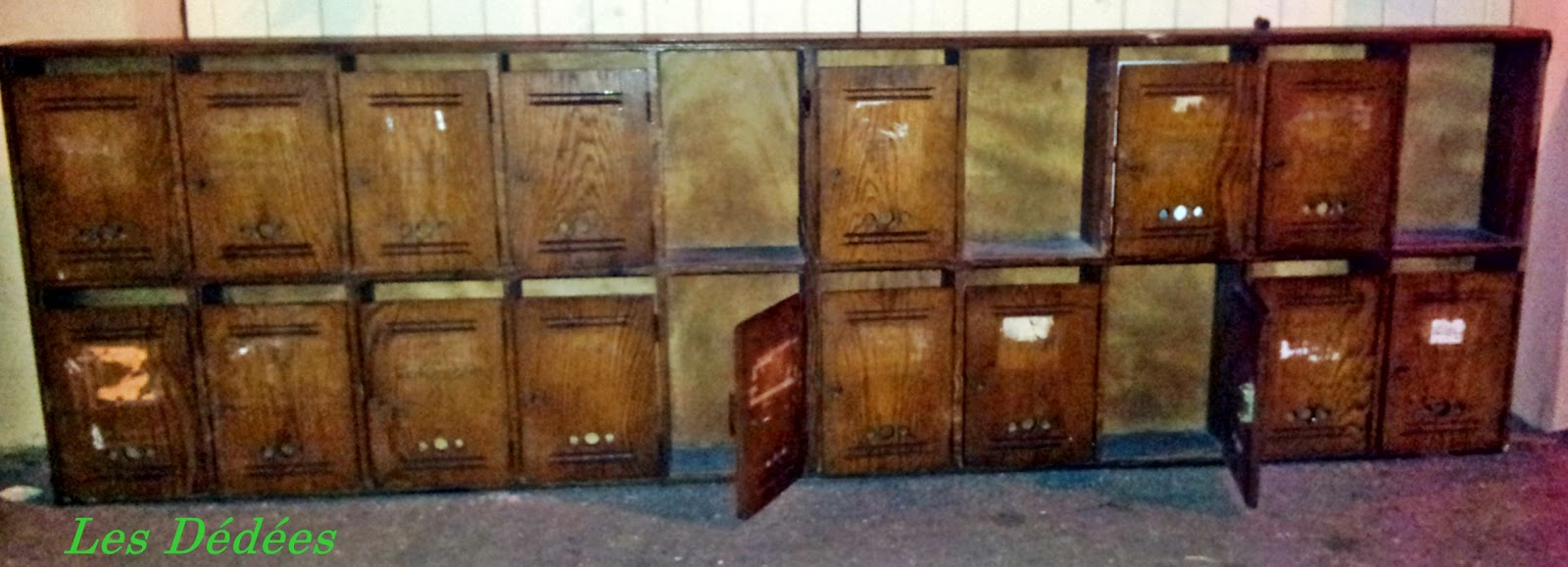 les dedees vintage recup creations rare anciennes. Black Bedroom Furniture Sets. Home Design Ideas