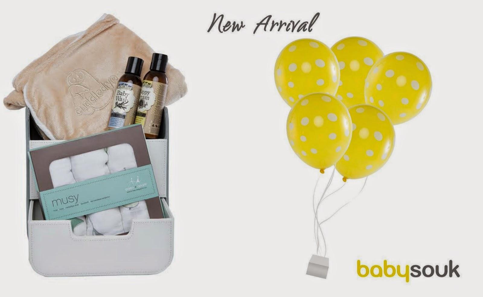 Baby Gift Basket Dubai : Dubai our sandbox celebrate with us and babysouk