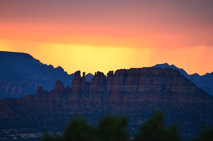 best place to watch sunset in sedona