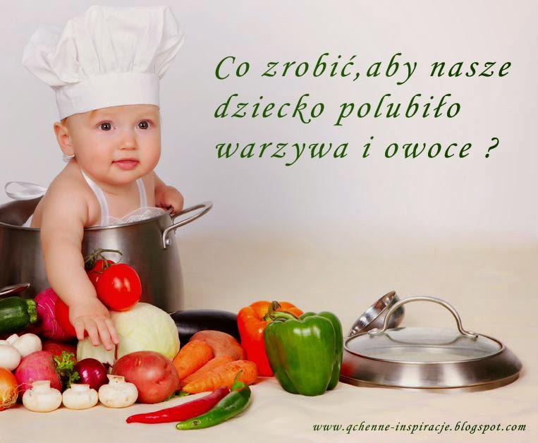 Jak zachęcić dzieci do jedzenia warzyw ?
