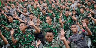 Gaji Tunjangan TNI POLRI Tahun 2016