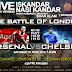LIVE Match Viewing @ ISKANDAR NASI KANDAR (ISKANDARATES)