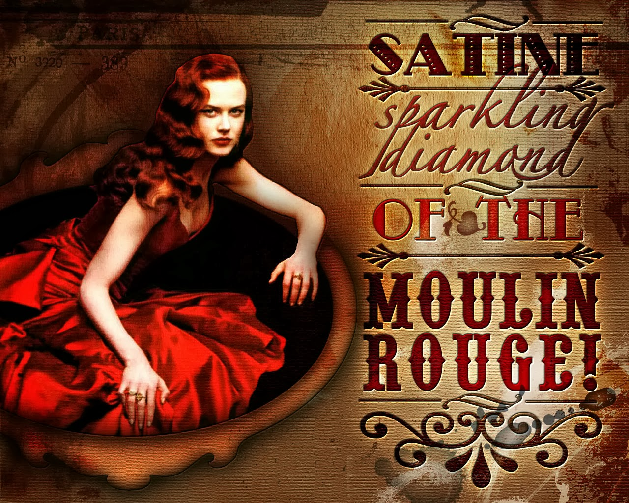 Moulin Rouge Lyrics