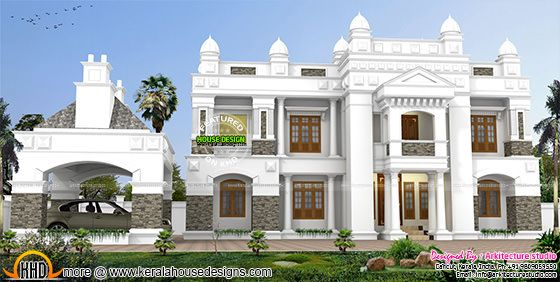 House remodeling plan in India