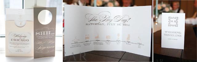 Chicago Wedding Welcome Box