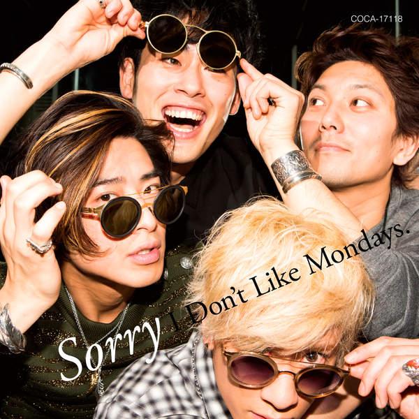 [Single] I Don't Like Mondays. – Sorry (2016.02.17/MP3/RAR)
