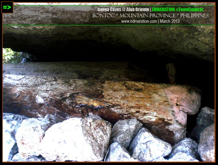 Ganga Caves, Alab Oriente,Bontoc