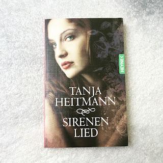 """Rezension """"Sirenenlied"""" von Tanja Heitmann"""
